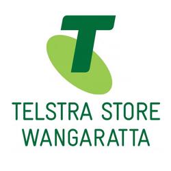 Telstra Wangaratta logo